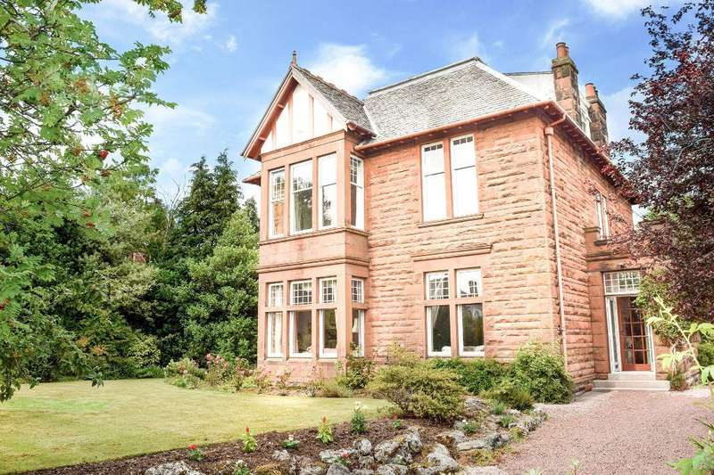 4 Bedrooms Detached House for sale in St Brides Road, Newlands, Glasgow, G43 2DU