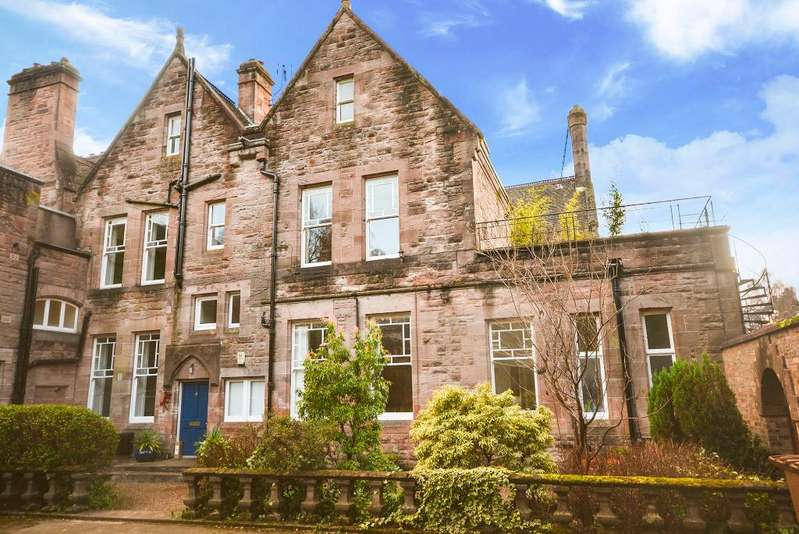5 Bedrooms Country House Character Property for sale in Arnsbrae House, Alloa Road, Alloa, Stirling, FK10 2NT