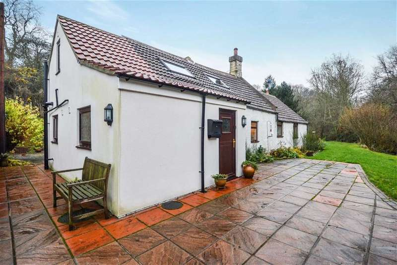 4 Bedrooms Bungalow for sale in Acklington, Felton, Northumberland