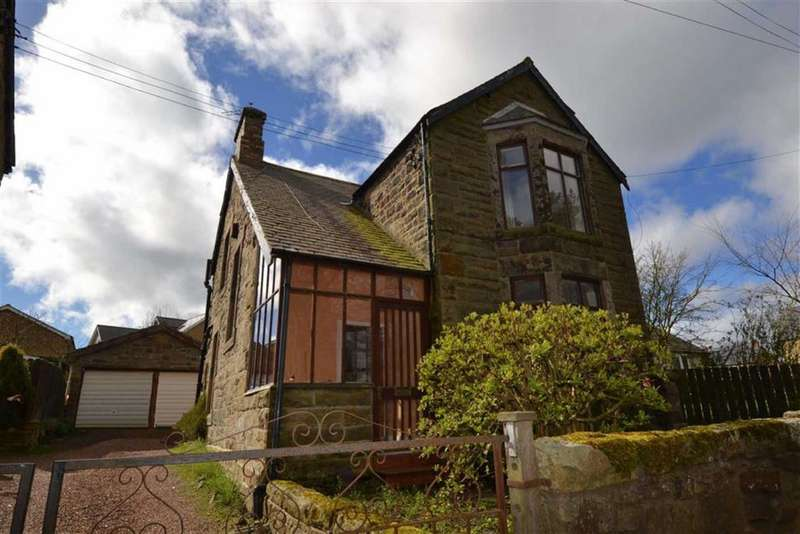 3 Bedrooms Detached House for sale in Longframlington, Morpeth, Northumberland