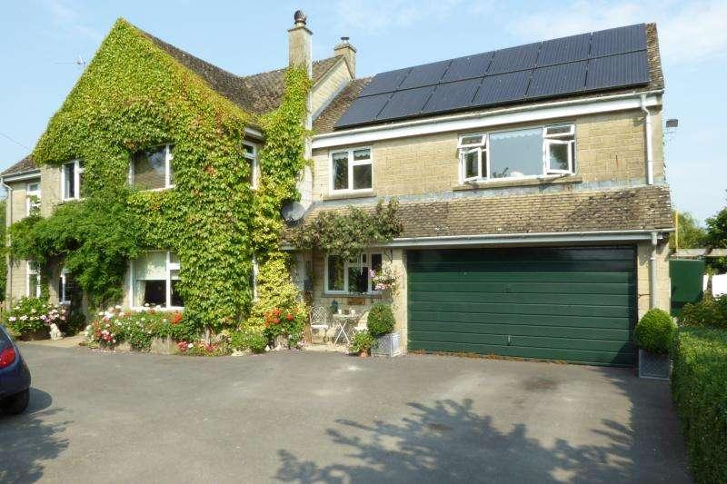 5 Bedrooms Detached House for sale in 'Elmslea House' Bentham, Purton