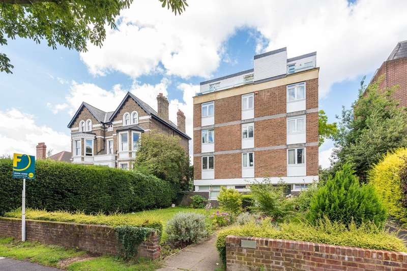 2 Bedrooms Flat for sale in Bolton Road, Grove Park, W4