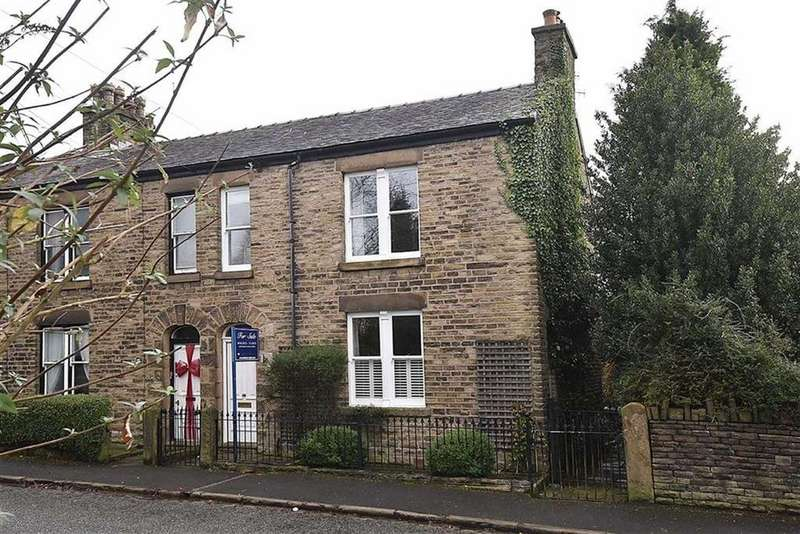3 Bedrooms End Of Terrace House for sale in Shrigley Road, Bollington, Macclesfield