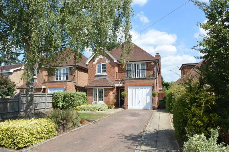 4 Bedrooms Detached House for sale in Clarence Road, WALTON ON THAMES KT12