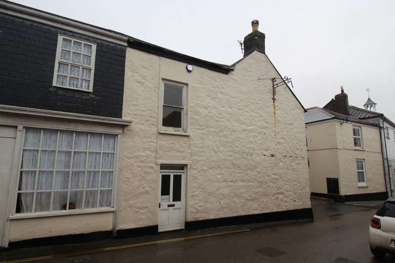 2 Bedrooms Flat for rent in Fore Street, St. Day, Redruth, TR16