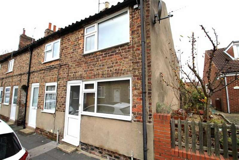 2 Bedrooms End Of Terrace House for sale in Westgate, Driffield, East Yorkshire
