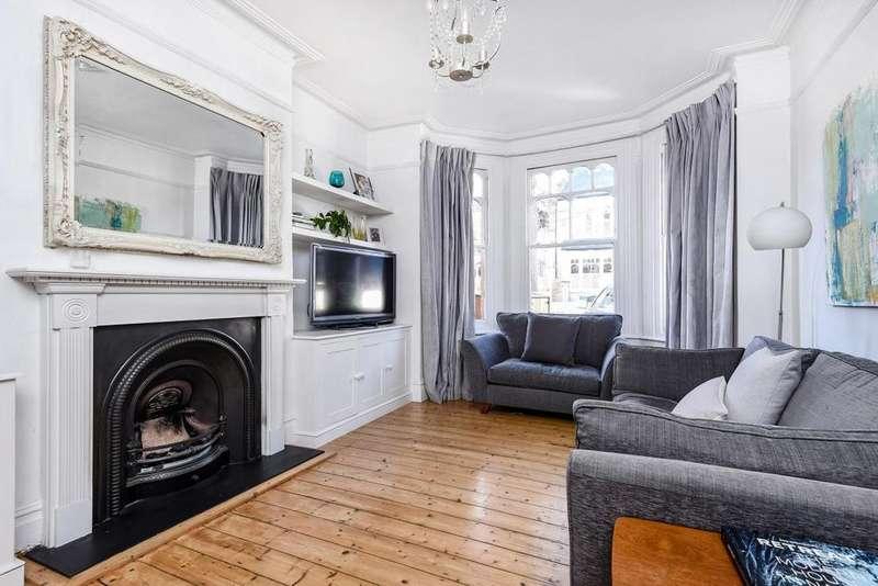 2 Bedrooms Flat for sale in Elborough Street, Southfields