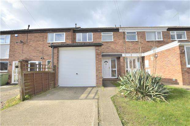 3 Bedrooms Terraced House for sale in The Sandfield, Northway, TEWKESBURY, Gloucestershire, GL20 8RU