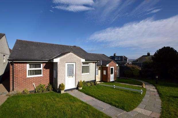2 Bedrooms Semi Detached Bungalow for sale in Cedar Court, Saltash, Cornwall