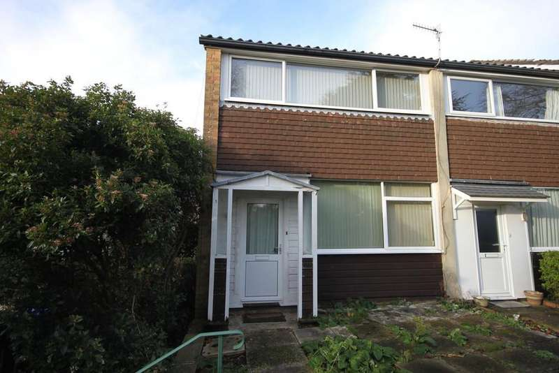 2 Bedrooms Semi Detached House for sale in FOWLERS HILL, SALISBURY, WILTSHIRE SP1 2QT