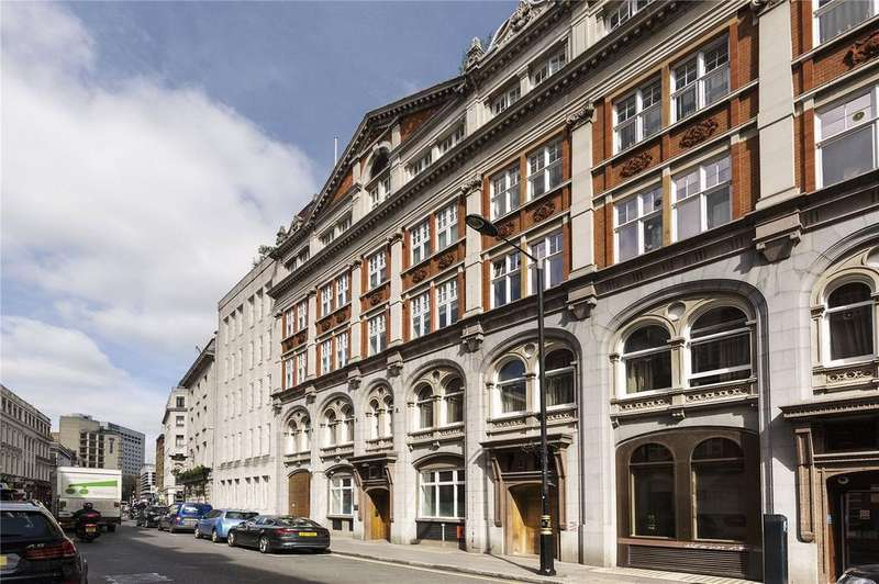 2 Bedrooms Apartment Flat for sale in Wild Street, Covent Garden, WC2B