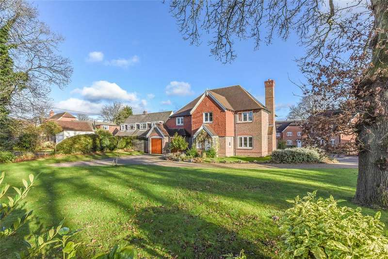 5 Bedrooms Detached House for sale in Watercress Way, Medstead, Alton, Hampshire