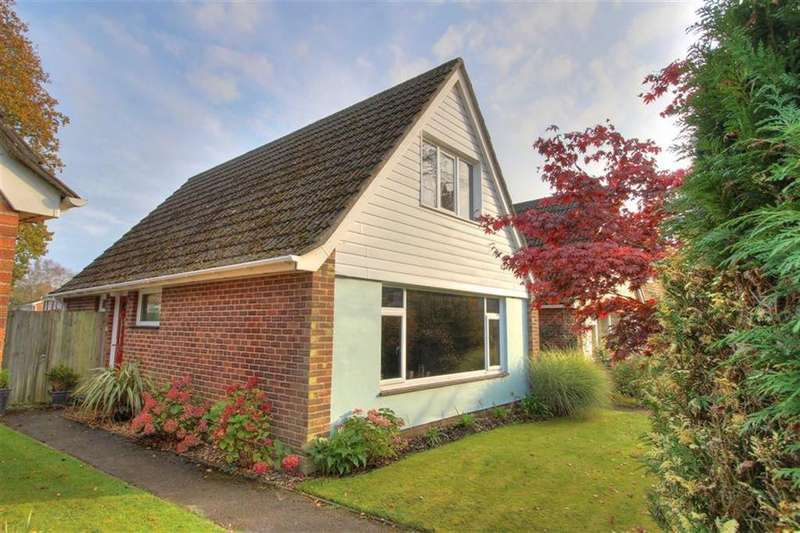 2 Bedrooms Chalet House for sale in Sycamore Avenue, Hiltingbury, Chandlers Ford, Hampshire