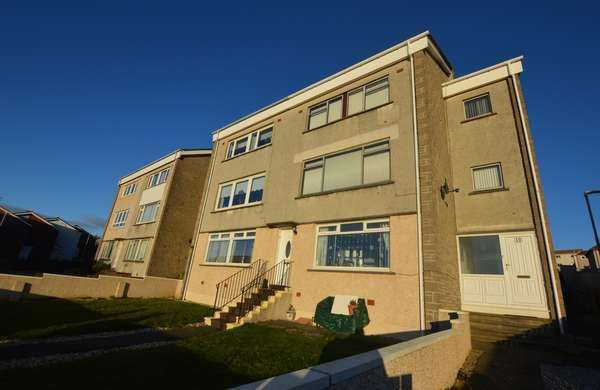 3 Bedrooms Maisonette Flat for sale in 19 Chapelhill Mount, Ardrossan, KA22 7LU