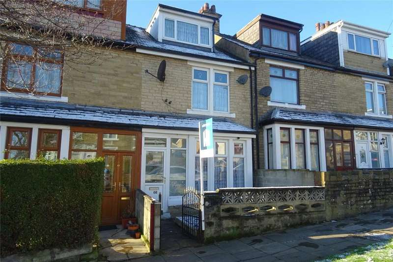 4 Bedrooms Terraced House for sale in Durham Road, Bradford, West Yorkshire, BD8
