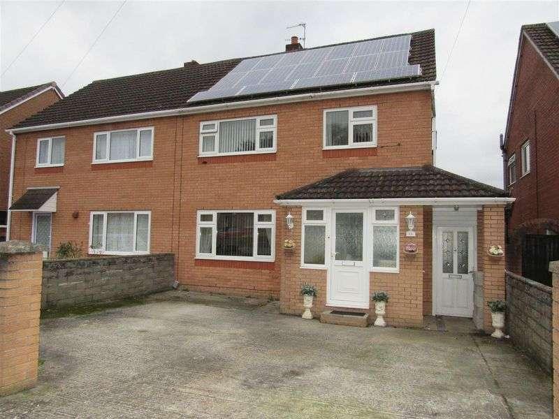Property for sale in Heol Carnau Caerau Cardiff CF5 5NF