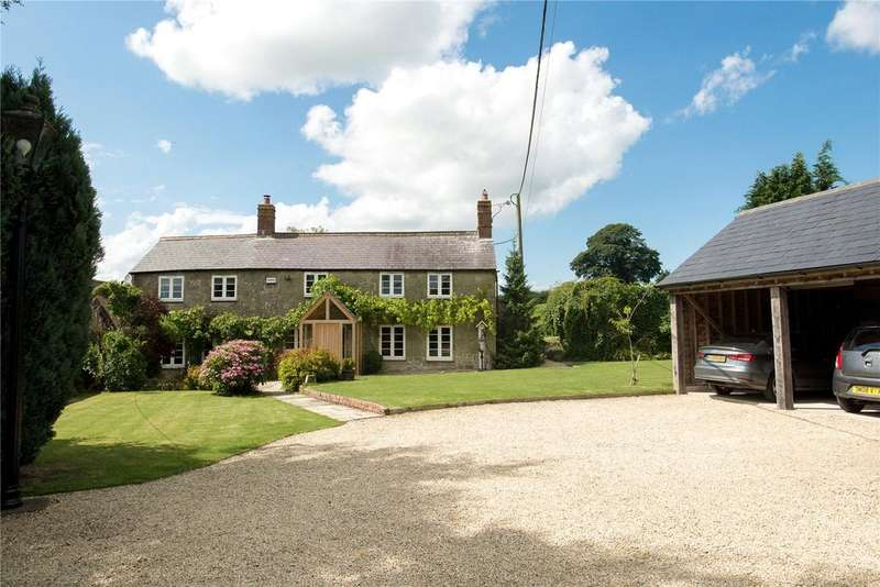 5 Bedrooms Detached House for sale in Bozley Hill, Cann, Shaftesbury, SP7