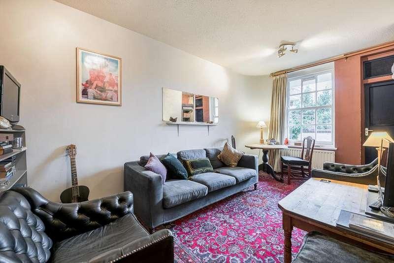 2 Bedrooms Flat for sale in Clarendon Road, North Kensington