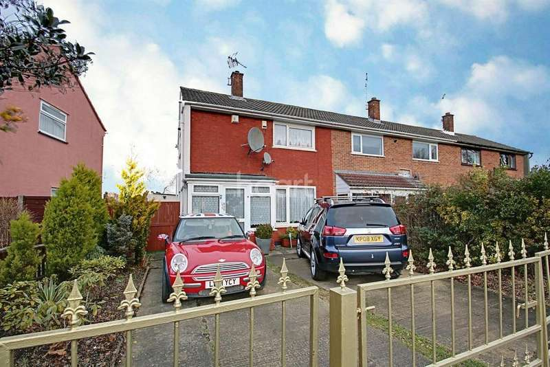 2 Bedrooms End Of Terrace House for sale in Queens Drive