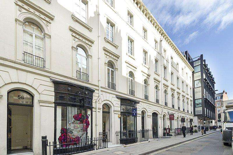 2 Bedrooms Flat for sale in Maddox Street, Mayfair, London, W1S