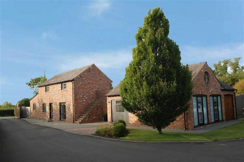 3 Bedrooms Detached House for sale in Gatley Green Farm, Nether Alderley, Cheshire