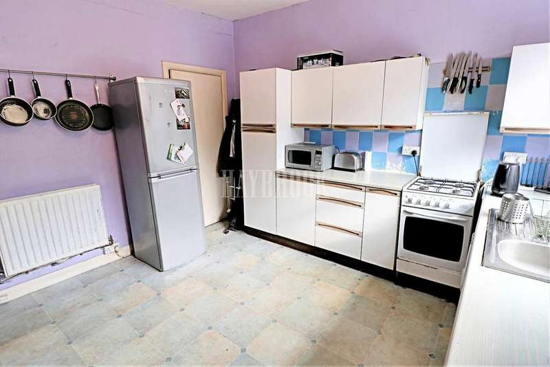 2 Bedrooms End Of Terrace House for sale in Roebuck Road, Crookesmoor, S6 3GQ