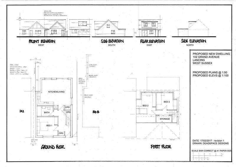 3 Bedrooms Land Commercial for sale in Grand Avenue, Lancing
