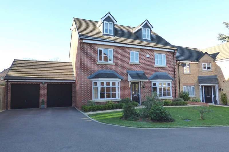5 Bedrooms Detached House for sale in Westhorpe Lane, Rowley Park