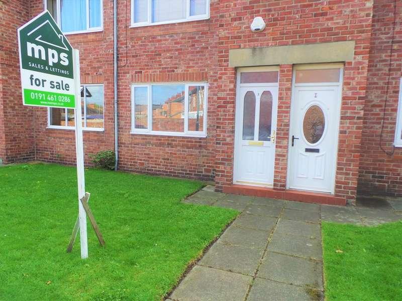 2 Bedrooms Flat for sale in Myrtle Avenue, Dunston, Gateshead NE11