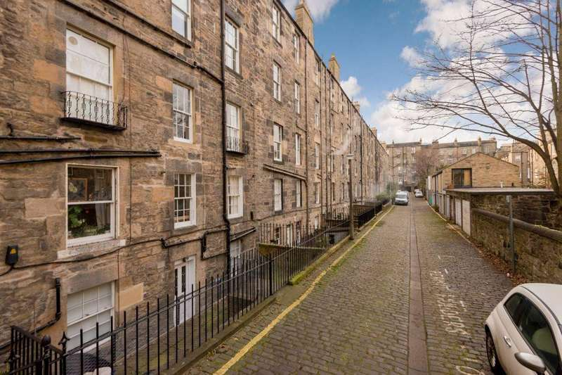 1 Bedroom Ground Flat for sale in 2 Cumberland Street North East Lane, New Town, Edinburgh, EH3 6SB