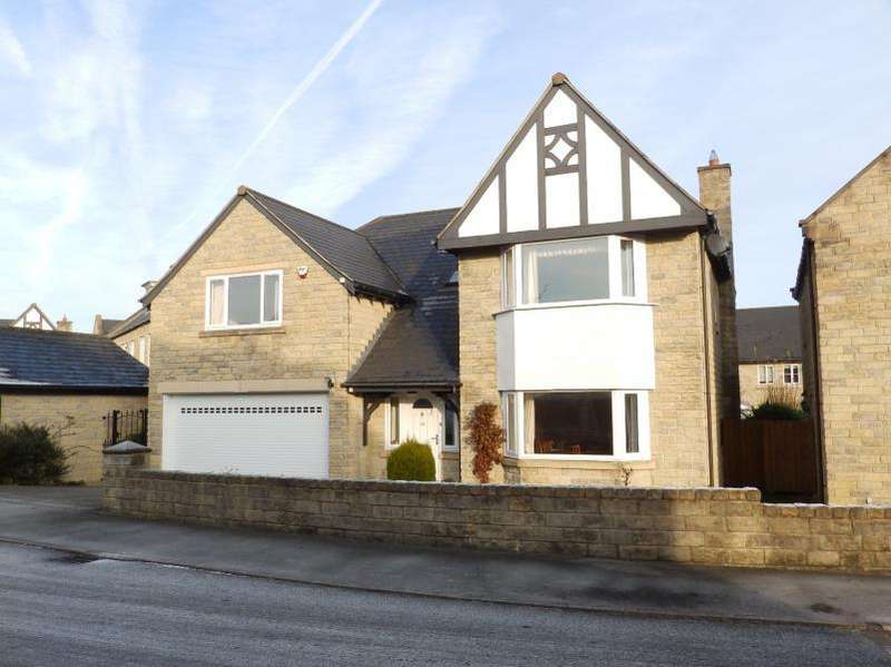 5 Bedrooms Detached House for sale in WELLFIELD LANE, BURLEY IN WHARFEDALE, LS29 7SX
