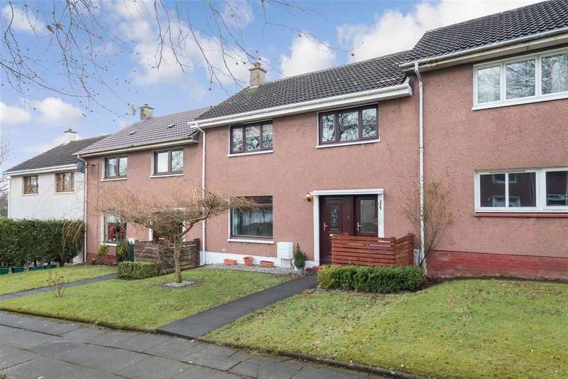 3 Bedrooms Terraced House for sale in Lindores Place, West Mains, EAST KILBRIDE