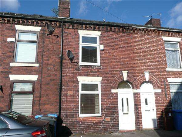 2 Bedrooms Terraced House for rent in Oscar Street, Manchester