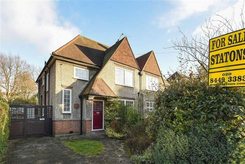 4 Bedrooms House for sale in Queens Road, High Barnet, Hertfordshire