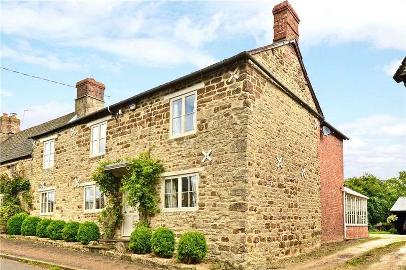 4 Bedrooms Unique Property for sale in High Street, Wappenham, Towcester, Northamptonshire