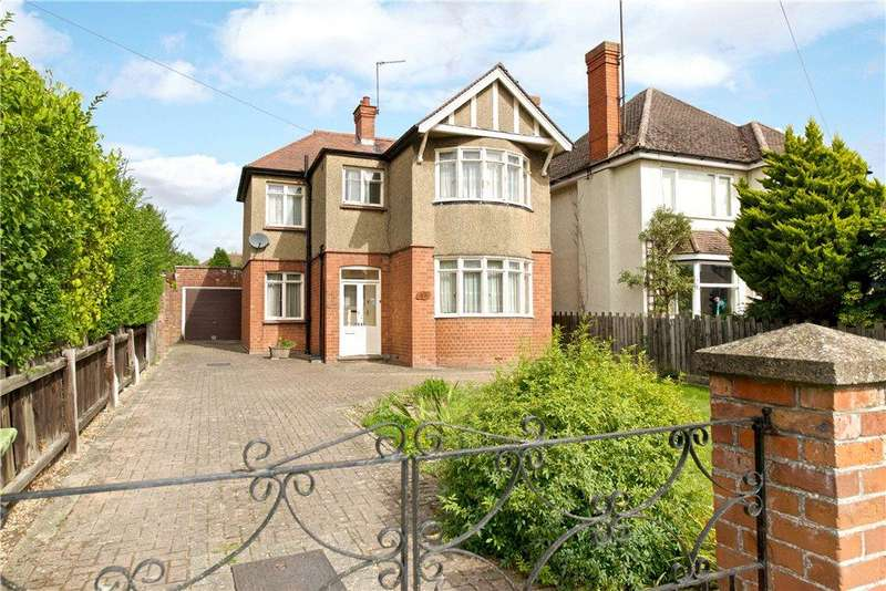 3 Bedrooms Detached House for sale in Wolverton Road, Newport Pagnell, Buckinghamshire