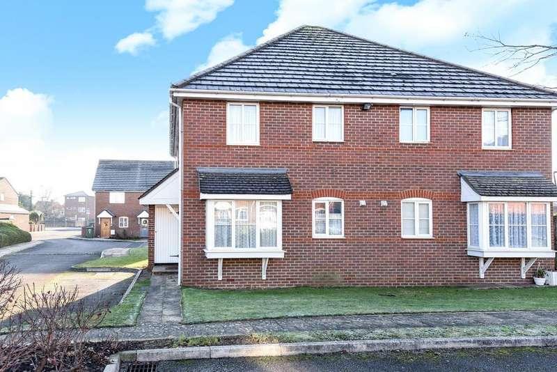 1 Bedroom Terraced House for sale in Ellies Mews, Ashford, TW15