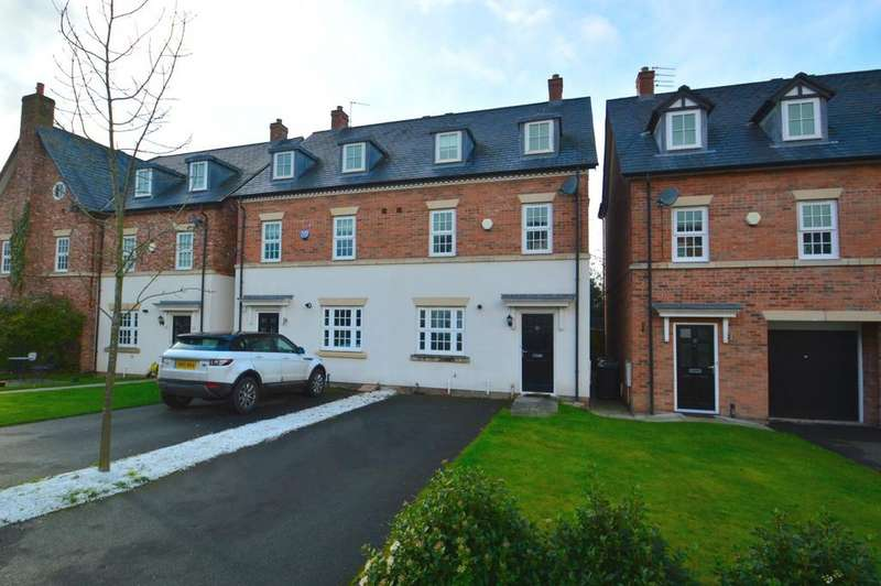 4 Bedrooms Town House for sale in Appleby Crescent, Mobberley