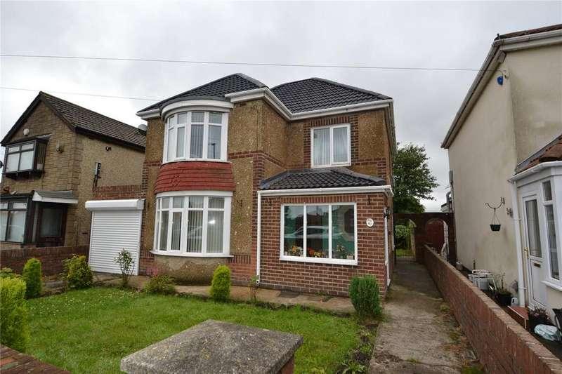 3 Bedrooms Detached House for sale in Dixon Estate, Shotton, Co Durham, DH6