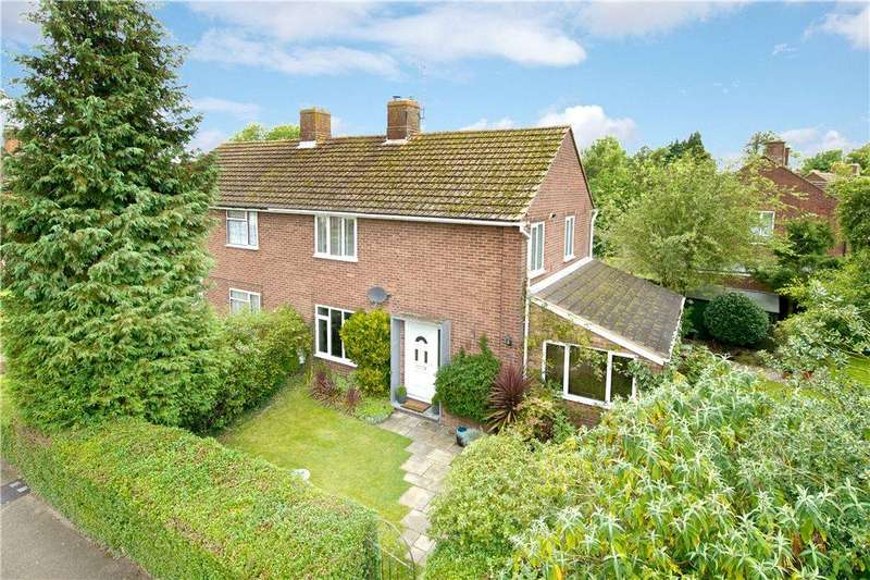 3 Bedrooms Semi Detached House for sale in Dove Street, Stewkley, Leighton Buzzard, Buckinghamshire