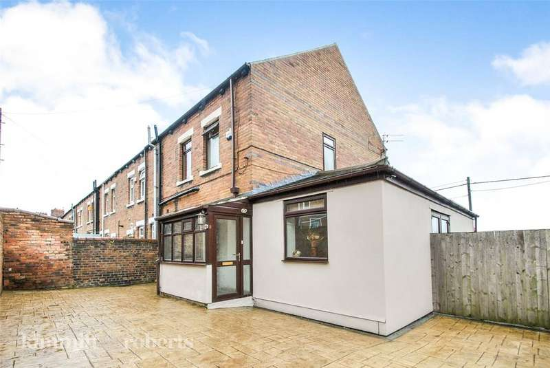 2 Bedrooms End Of Terrace House for sale in Park View, Shiney Row, Tyne and Wear, DH4