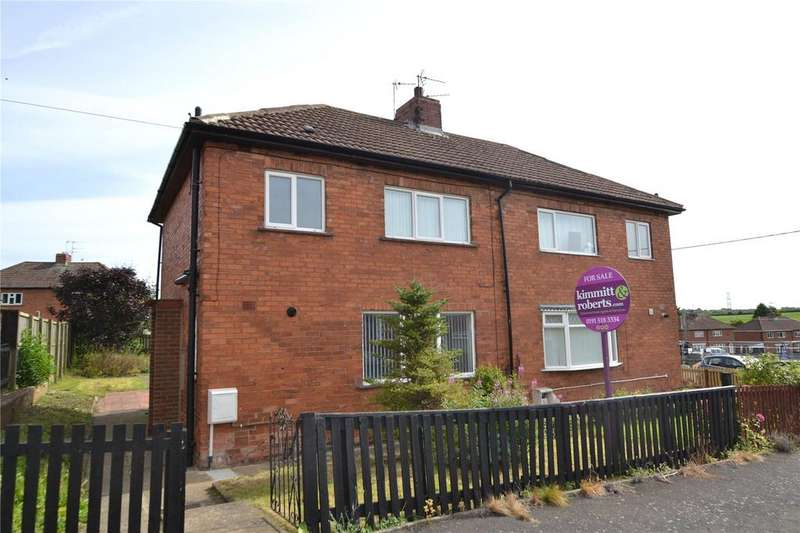 2 Bedrooms Semi Detached House for sale in Barnett Square, Haswell, Co.Durham, DH6