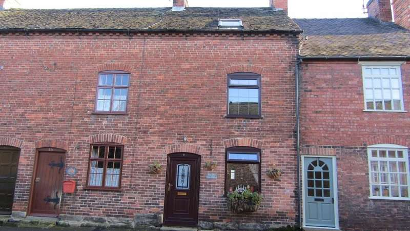 2 Bedrooms Terraced House for rent in Main Street, Milton