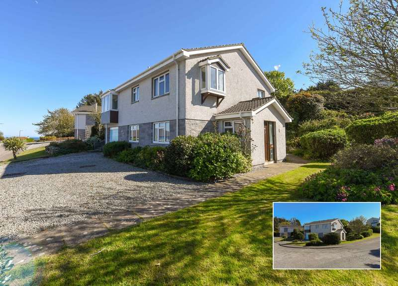 4 Bedrooms Detached House for sale in Oisean Ard, 9 Rosies Brae, Isle of Whithorn, Newton Stewart, Dumfries and Galloway, DG8