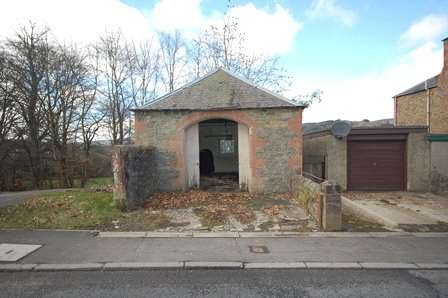 House for rent in Garage At, Ettrick Terrace, Selkirk, Scottish Borders, TD7