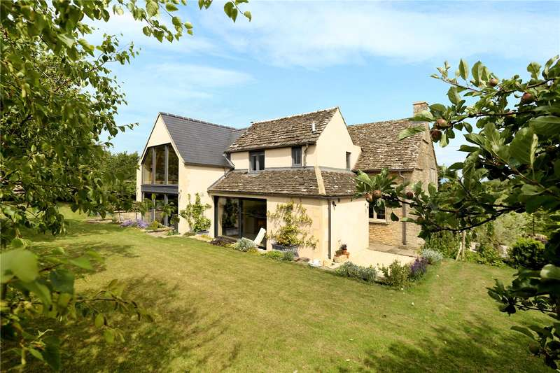 4 Bedrooms Detached House for sale in Ampney Crucis, Cirencester, GL7