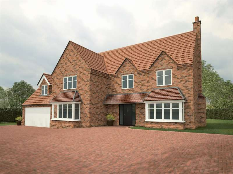 6 Bedrooms Detached House for sale in Textile View, The Yarns, Derby Road, Bramcote