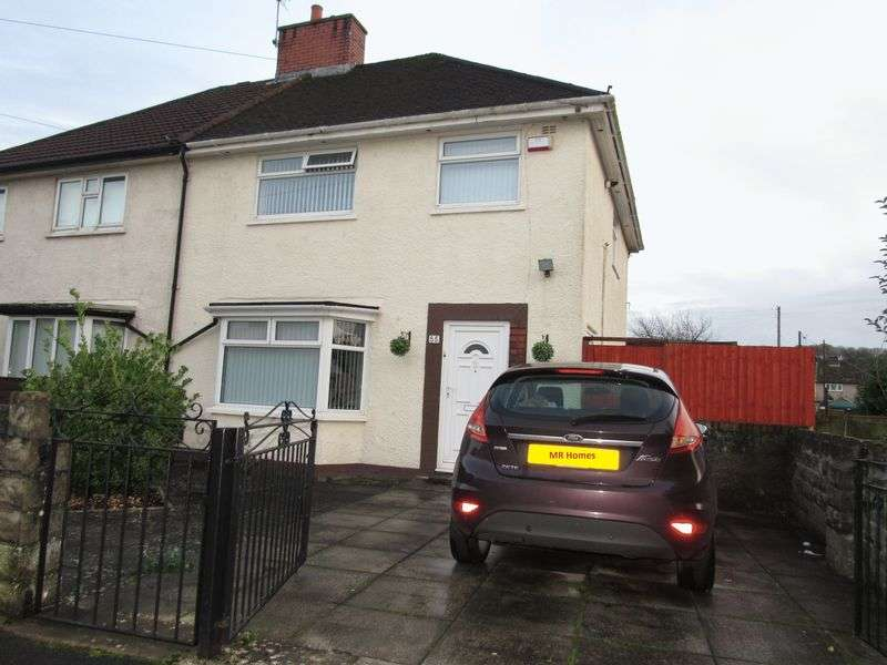Property for sale in Camrose Road Caerau Cardiff CF5 5EQ