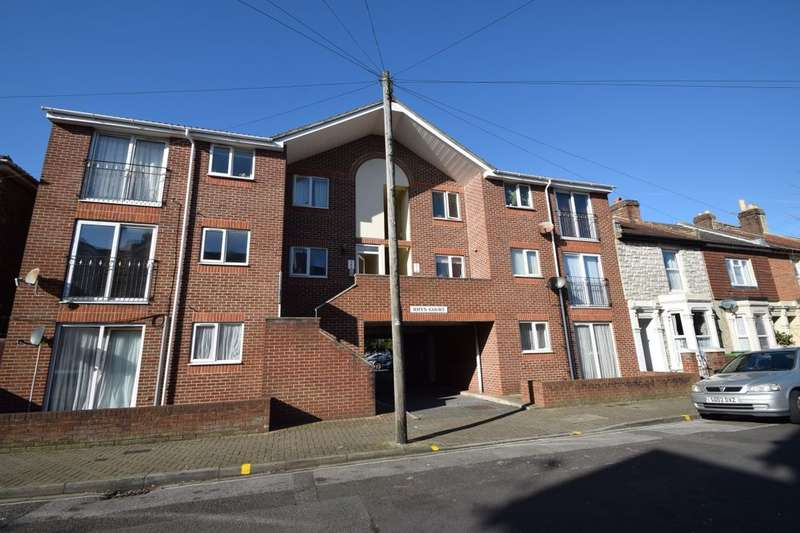 2 Bedrooms Flat for sale in Apsley Road, Southsea, PO4
