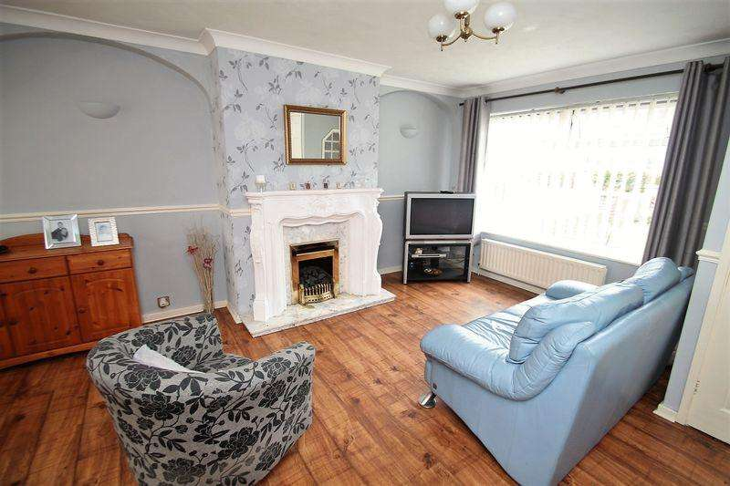 3 Bedrooms Semi Detached House for sale in Cockfield Avenue, Billingham